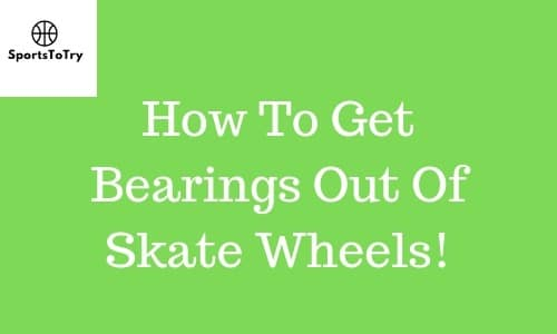 How to get bearings out of skate wheels. featured