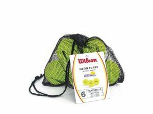 Wilson Neon Flare Pickleball