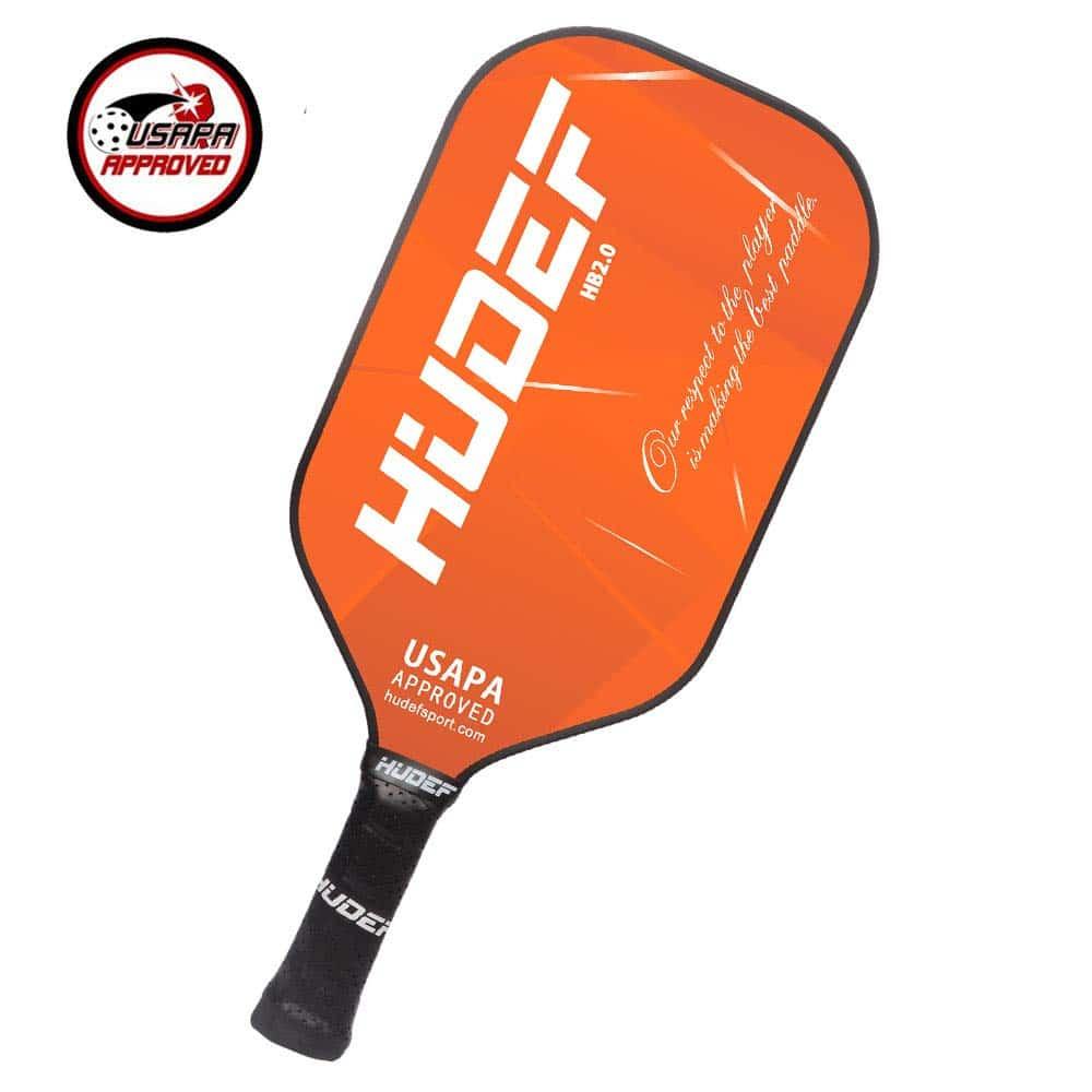 Hudef Paddle HB 2.0 Orange