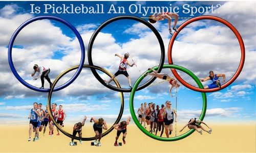 Is pickleball an olympic sport