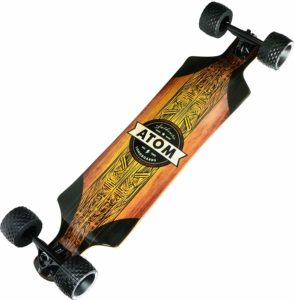 Atom Longboards Atom All-Terrain Longboard 39 Woody