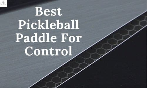 5 Best Pickleball Paddles For Control(Review & Buyer's Guide)