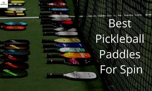 The 10 Best Pickleball Paddles For Spin (Reviews & Guide)