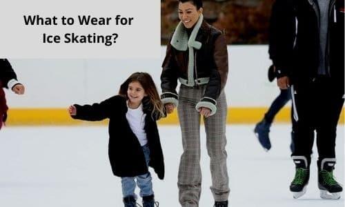 ice skating wear