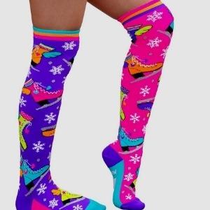 ice skate socks